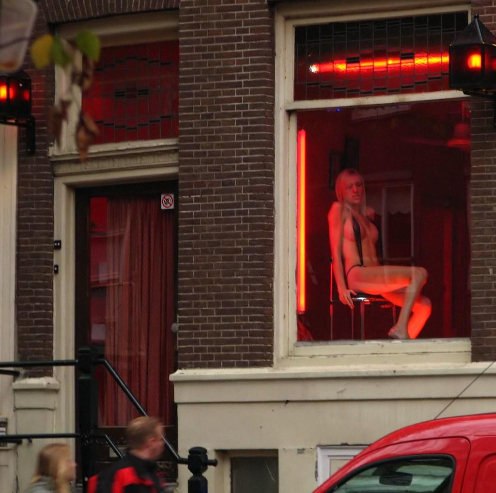 red light district amsterdam light guard flickr. Black Bedroom Furniture Sets. Home Design Ideas