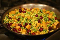 Cranberry Succotash | by yumcat