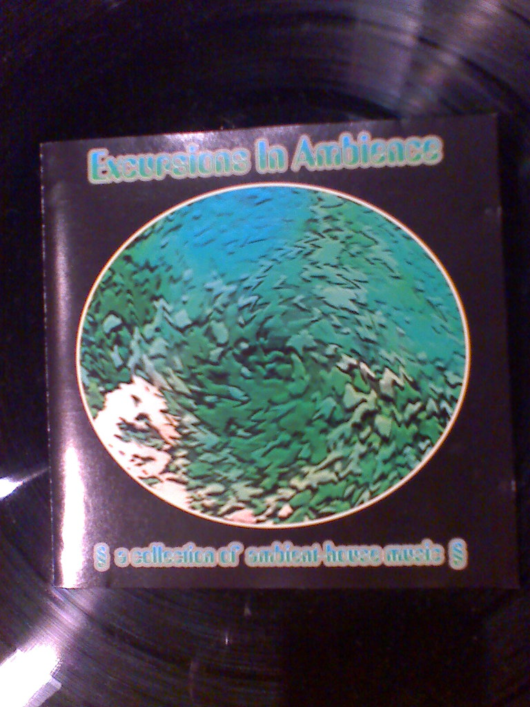 A collection of ambient house music in 1994 this cd for Recent house music
