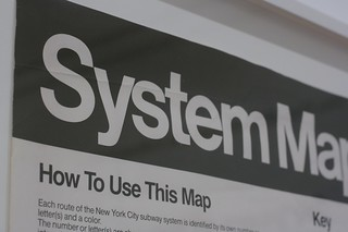 System map | by Marcin Wichary