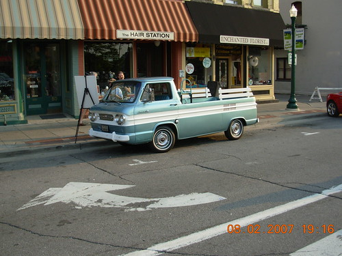 1961 Corvair 95 Rampside Pickup | by Mike's Car Pix