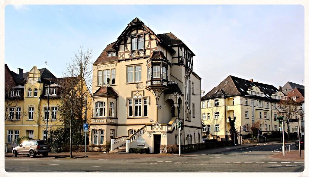 stein sche villa herzogswall recklinghausen baudenkmal. Black Bedroom Furniture Sets. Home Design Ideas