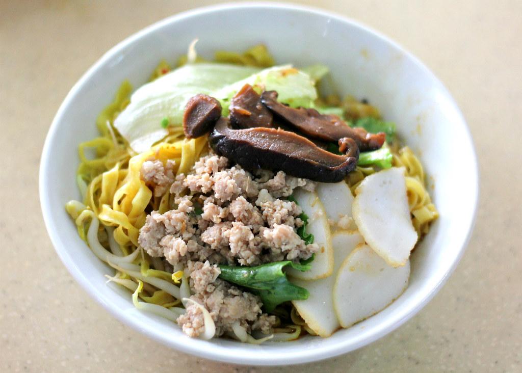 Bak Chor Mee: Punggol Noodles