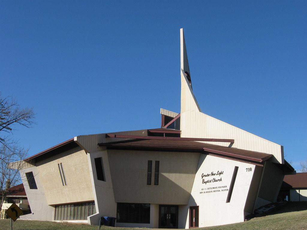 ... Greater New Light Baptist Church   By Dan Stiver