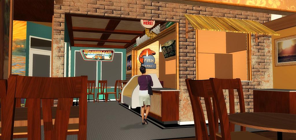 3d restaurant design themed restaurant rendering conce for 3d restaurant design software
