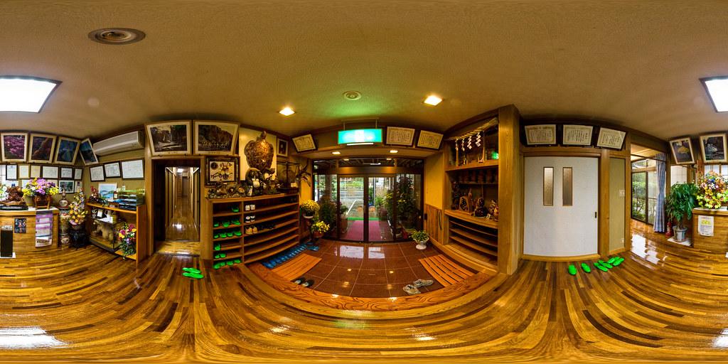 Foyer Window Xp : Japanese small inn s foyer at quot sakaya in yoro