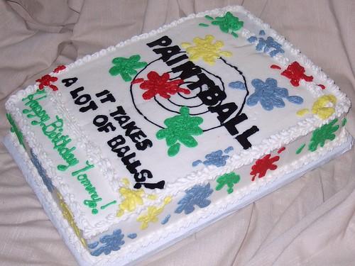 Knox Birthday Cake