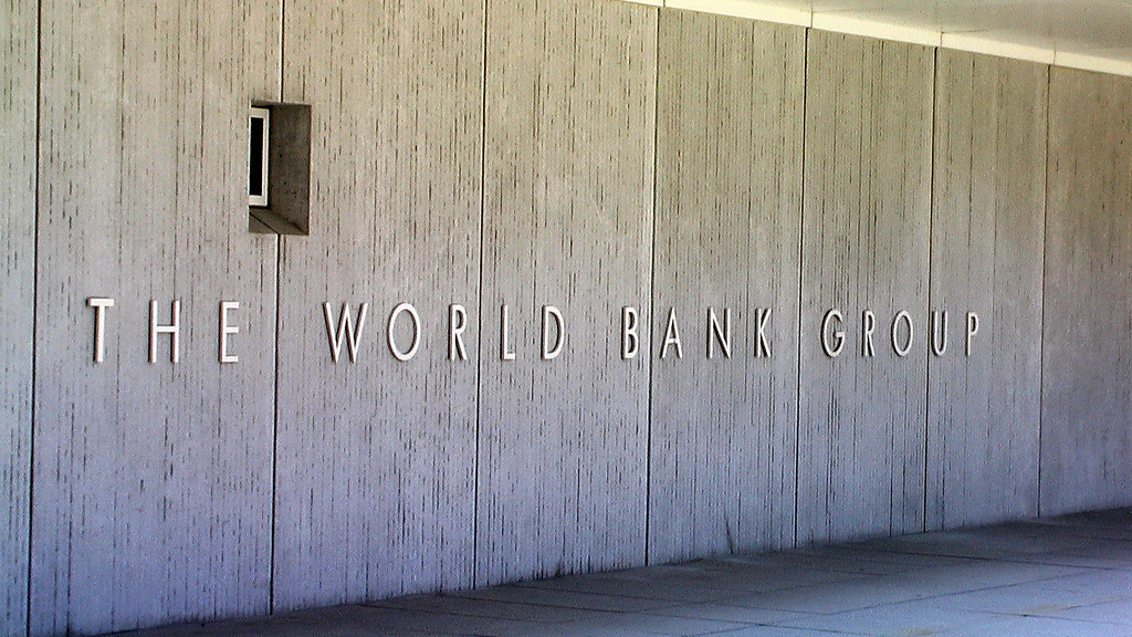 World Bank Building Washington D C Pingnews Image
