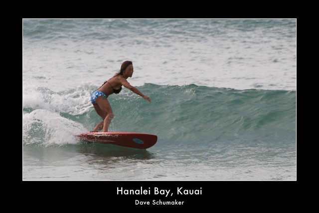 Hanalei Bay Surfing Girl | Explore Dave Schumaker's photos o ...: www.flickr.com/photos/rockbandit/2473167802