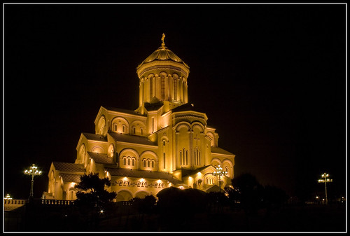 The Tbilisi Holy Trinity Cathedral. | by fatboyke (Luc)