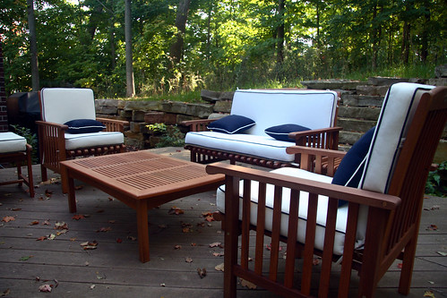 Patio Furniture | by Matt Terski