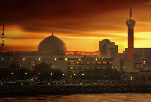 The (Masjid Al-Kabir) of Kuwait | by khalid almasoud