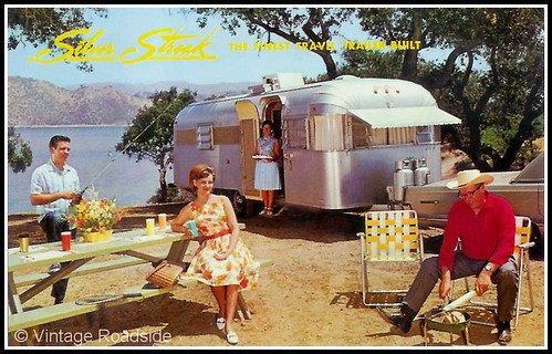 Silver Streak Travel Trailer | by Vintage Roadside