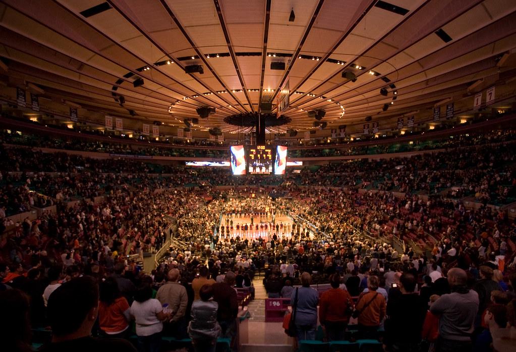 Image Result For Garden Arena New York
