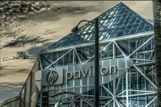 "HP Pavilion - ""The Shark Tank"" 