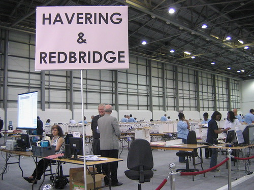 London count - Havering and Redbridge | by secretlondon123