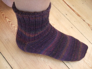 schoppel sock | by my projects
