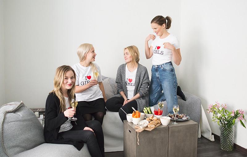 HBO Nordic Girls viimeinen tuotantokausi