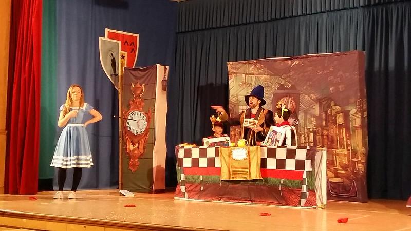 Theatre Day. Infantil y Primaria.