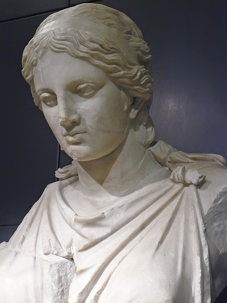 Statue of Artemis thought to be Roman copy of Greek origin ...