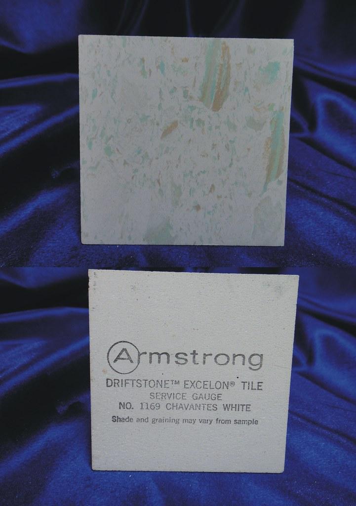 Armstrong Driftstone Excelon Vinyl Asbestos Floor Tile Sam Flickr