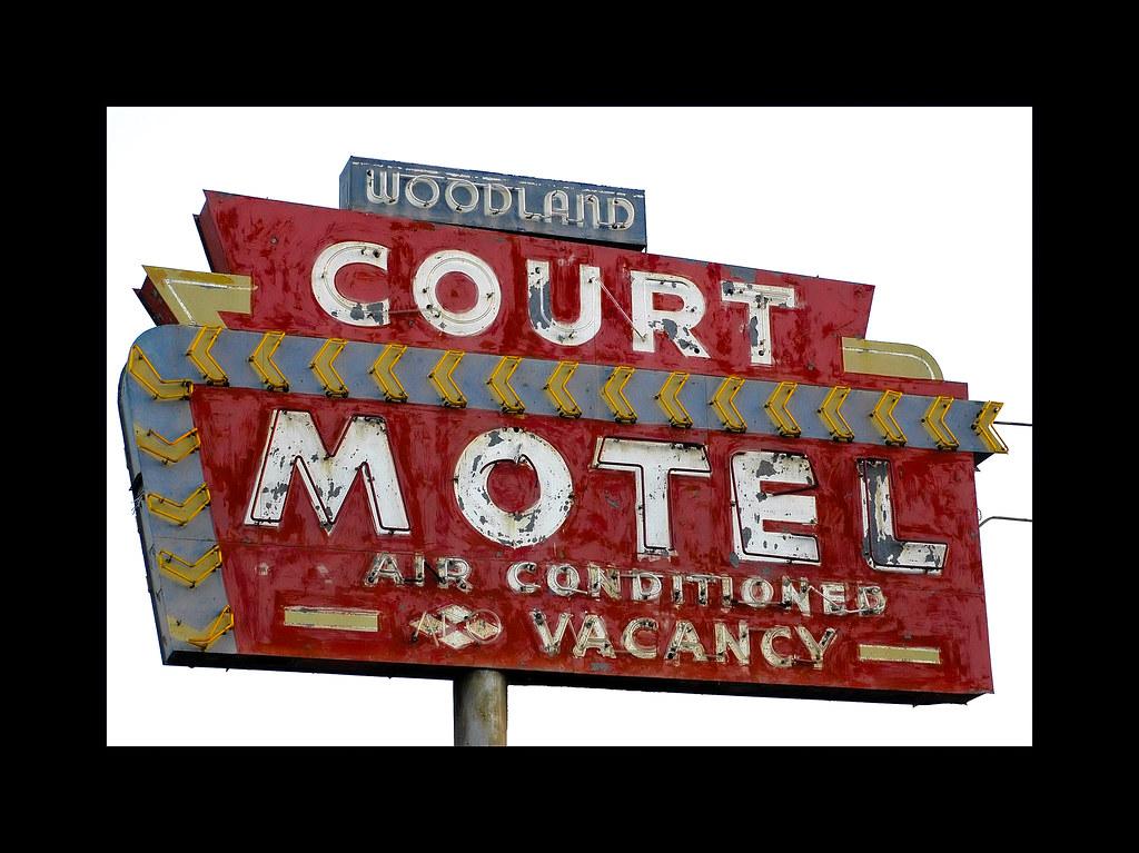 Motel  Woodland Ca
