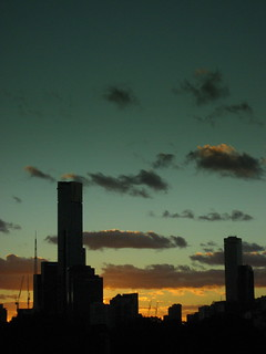 Melbourne Skyline, from the 'G | by lachlansear