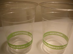 Eco-Products Made from Corn 100% Compostable cold | by Majiscup - 紙杯帶你看世界