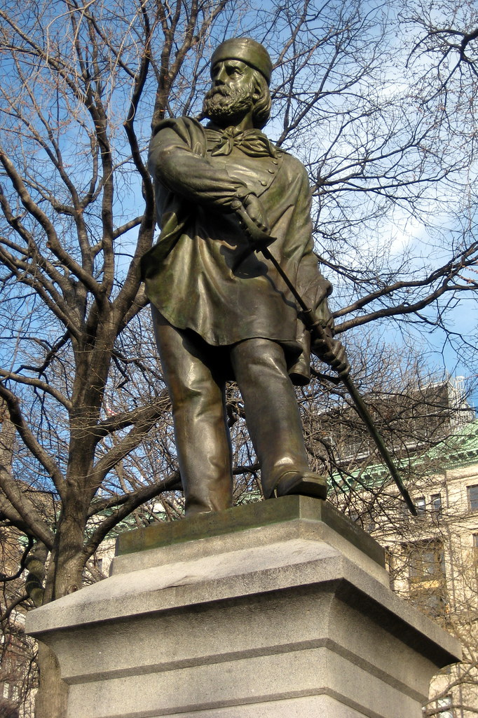 NYC - Greenwich Village: Washington Square Park - Giuseppe ...