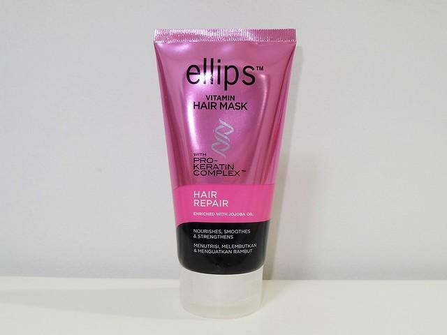 ellips vitamin hair mask hair repair