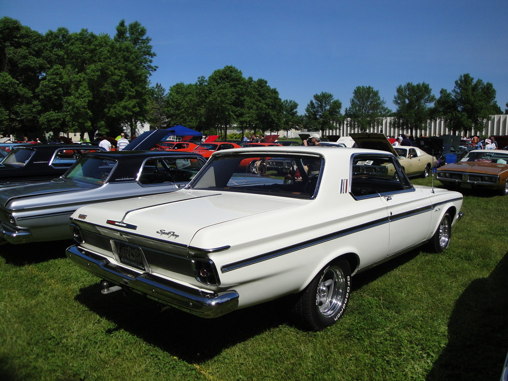 63 Plymouth Sport Fury | Greg Gjerdingen | Flickr