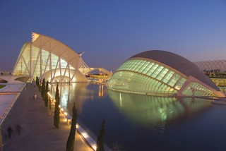 Blue Hour in Valencia | by Dr. Jaus