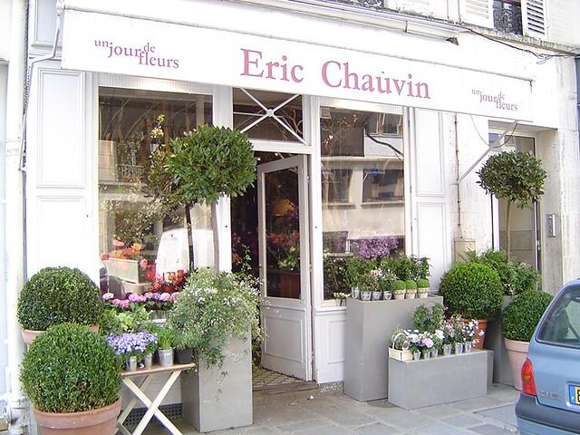Paris Eric Chauvin La Porte Rouge Flickr