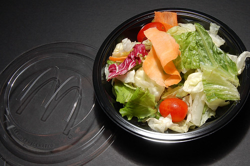 Mcdonald's Side Salad |