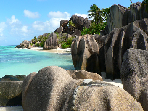 Seychelles Source d'argent  - La digue - Best beach in the world? | by Mau&Sa