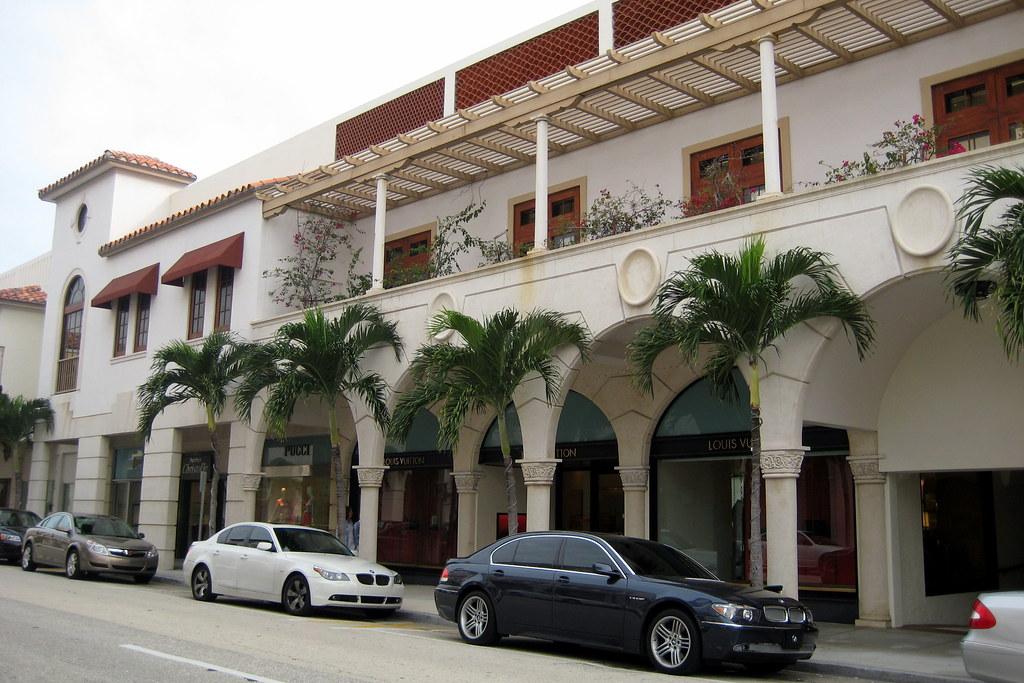 Restaurants In Palm Beach Florida Worth Avenue