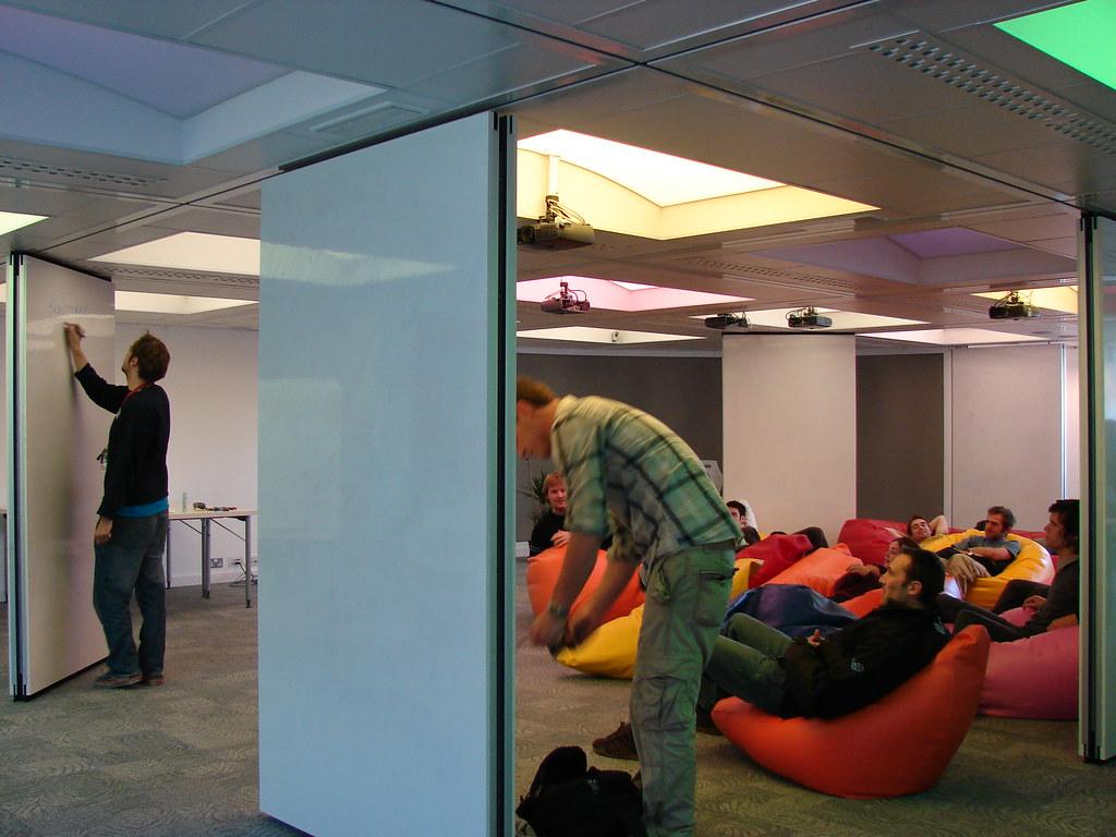 Room Dividers In Studio
