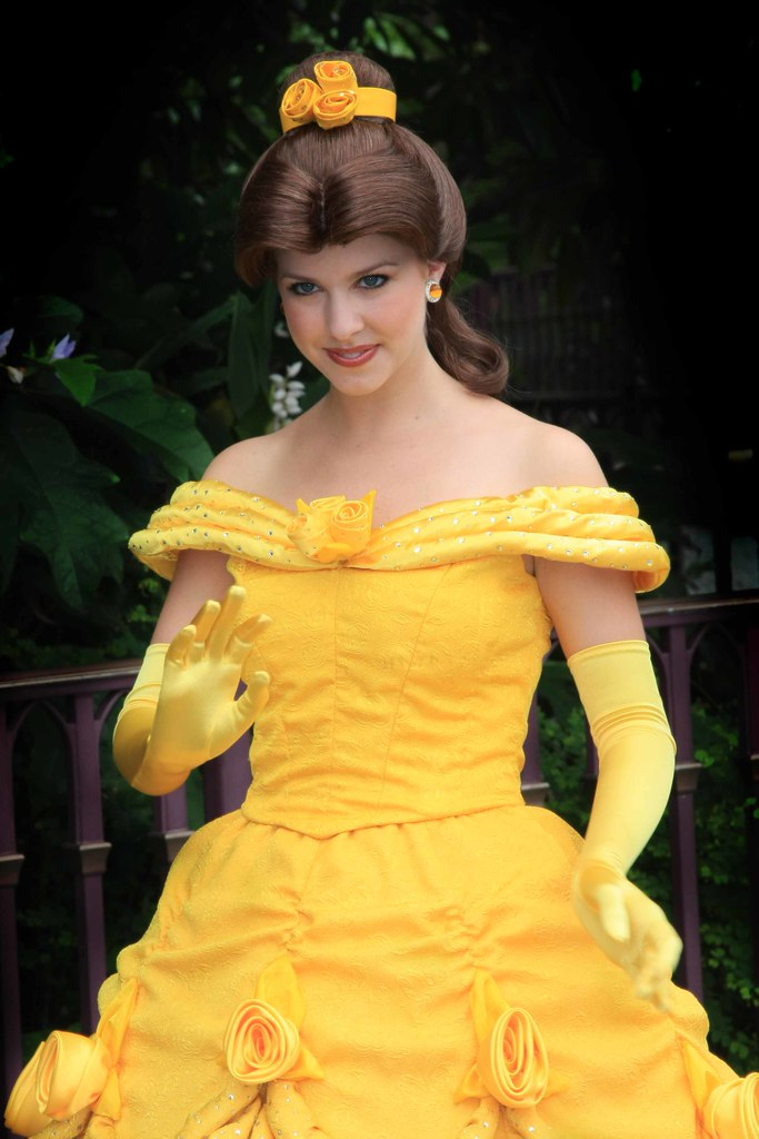 disney character belle joe v flickr. Black Bedroom Furniture Sets. Home Design Ideas