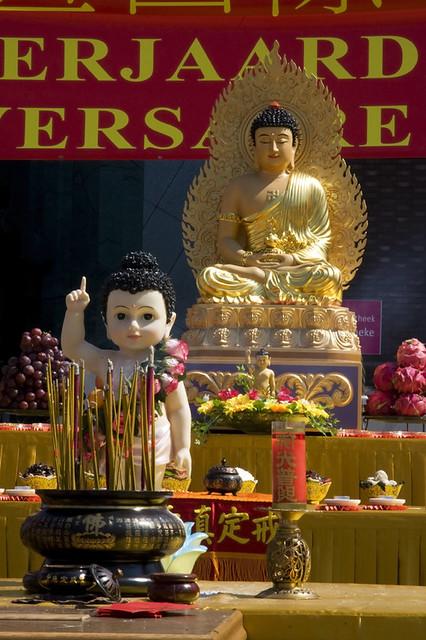 Verjaardag Van Boeddha Jordi Lauwers Flickr
