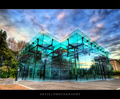 Amazon Waterlily Pavilion :: HDR | by :: Artie | Photography :: Travel ~ Oct