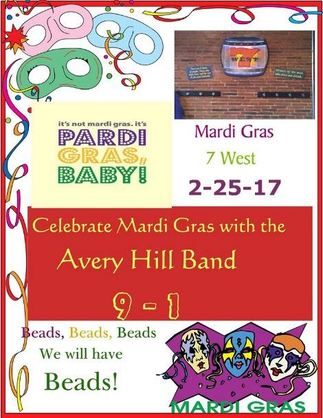 Avery Hill 2-25-17