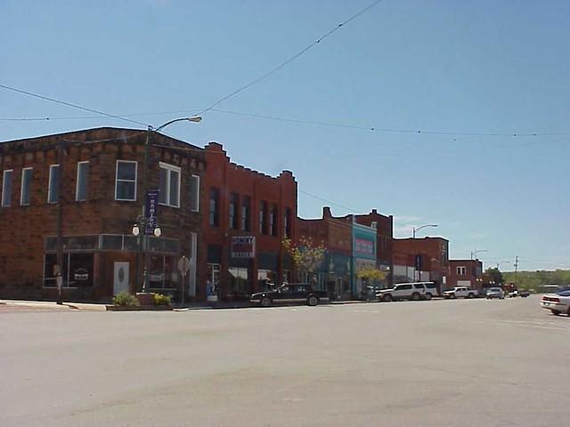 hominy main street main street of hominy oklahoma the