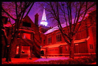 Saint Mary's on a Winter Night | by St Paul Paul