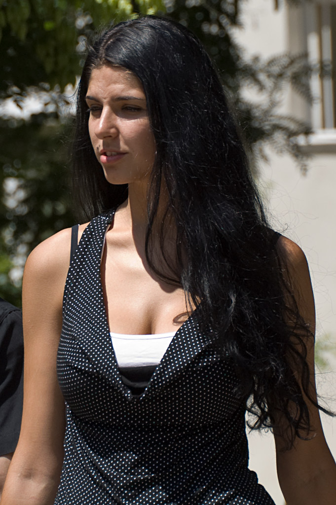 Girl Unknown Plovdiv Bulgaria Picture Taken With