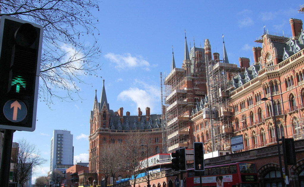 Hotel Pancras Road London