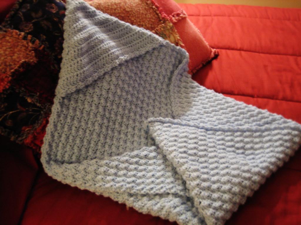 Hoodieblanket08 Adorable Hooded Knit Baby Blanket Sarah Hyde