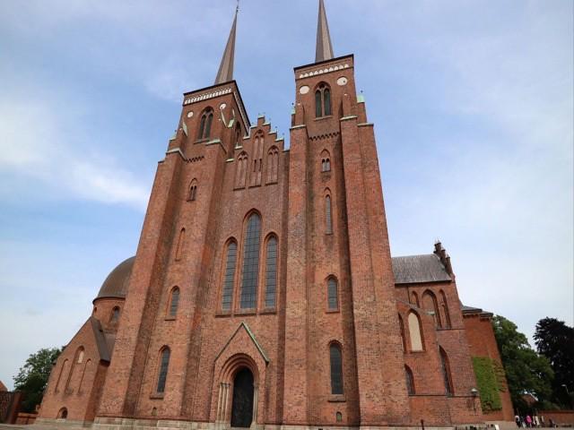catedrala roskilde 1