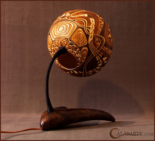 Table lamp XII | by Calabarte