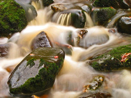 Ingleton 2. Water blur | by Scott Leach