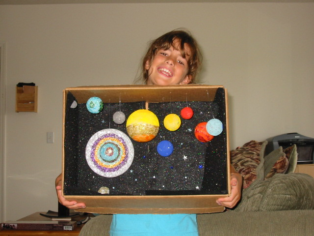 3rd grade solar system project Meet our solar system remember, kids—planets, stars, comets, and asteroids can't really talk but if they could, here is what they might say.